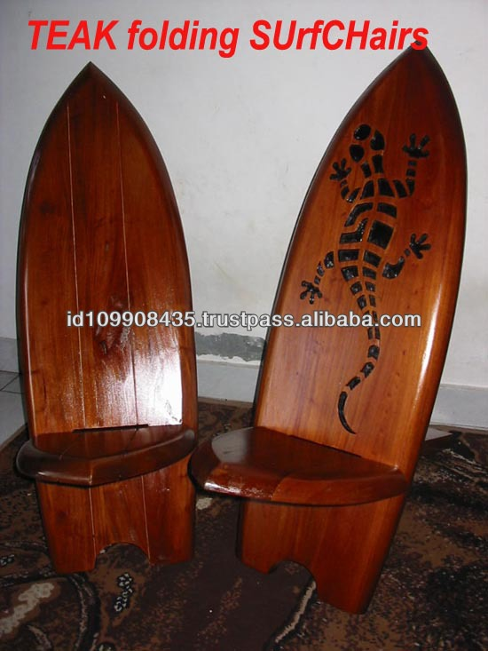 wooden miniature surfboards