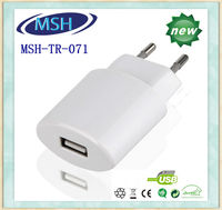 USB Travel Charger for iPod/iPhone/iPad--factory price
