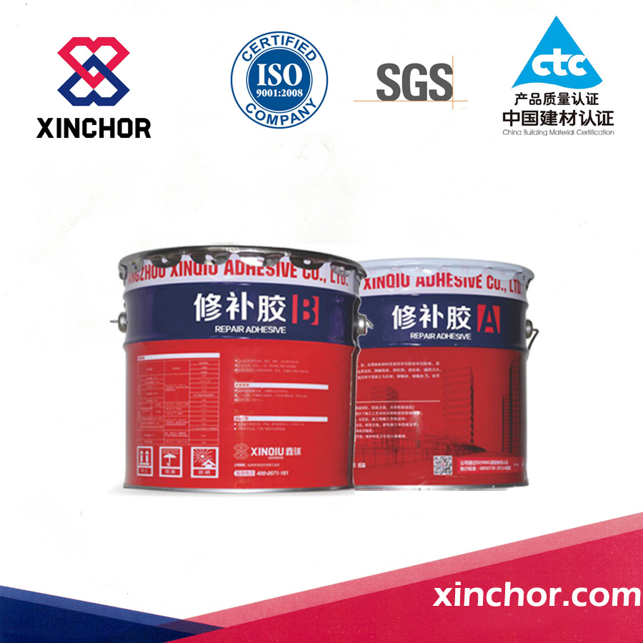 XQ-XB Two component epoxy resin adhesive for concrete crack repair
