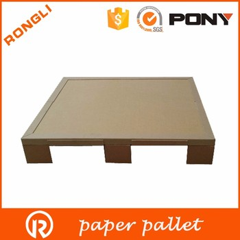 dynamic load 1 Ton honeycomb paper pallet for transporting