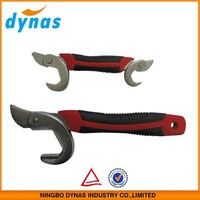 Snap and Grip multipurpose/universal wrenches tool/universal adjustable spanner wrench original packing 2pcs set