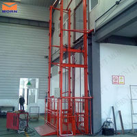 high quality vertical warehouse used cargo elevator