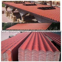 Alibaba trusted supplier construction & Real Estate plastic types for roof