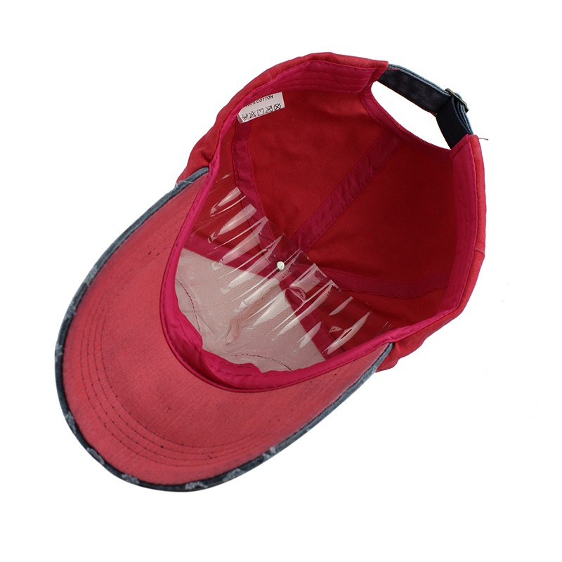 Wholesale Spring Cotton Snap-Back Hat Summer Cap Hip Hop Fitted Hats For Men Women Grinding Multi-color Baseball Caps