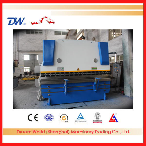 800T/6000 WC67K Hydraulic Press Brake/CNC Presss Brake with optional bending machine controller