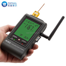 Temperature gsm data logger working with thermocouple probe