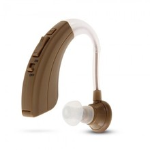 Hot Health Care Products Digital Hearing Aids Aid Behind The Ear Sound Amplifier Kit with ON/OFF Switch