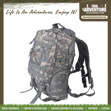 outdoor military hiking waterproof travel tactical knapsack