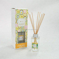 Factory Audit Customized Aroma Reed Diffuser/ Aromatic Use Air Freshener/ Liquid Type Air Freshener