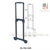 Wholesale Travel Accessories Telescoping Luggage Trolley Handle Parts