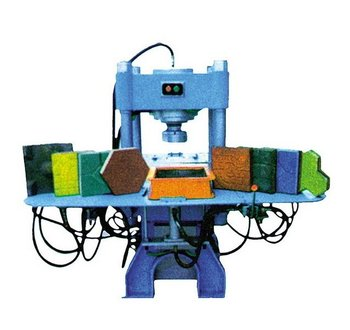 Slab Making Machine