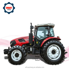 Oversea supoort service 90hp import tractor auctions pricelist