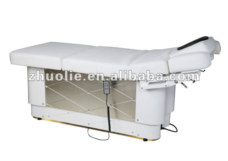 Electric Beauty Bed with Foot Massage Function