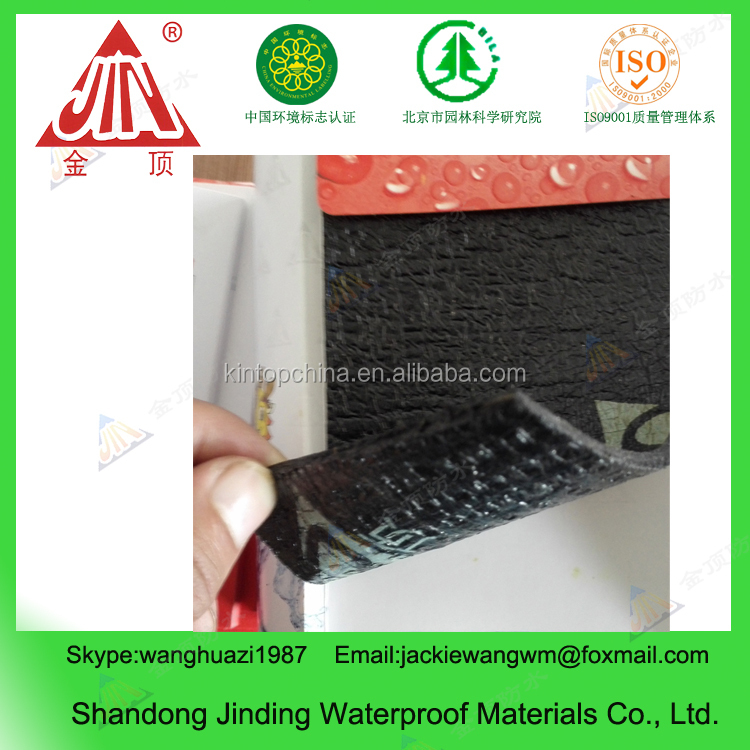 3mm app modified bitumen sheet waterproofing membrane