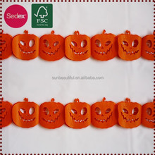 Best Selling Garland Commercial Decorative Artificial Pumpkins Wholesale