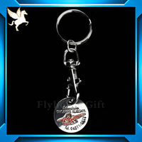 wholesale rhinestone key chain bungee cord key chain