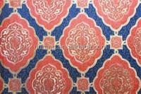 classic pattern designer interior home 3d glitter wallpaper