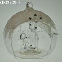 Christianity decoration christmas birth ornaments