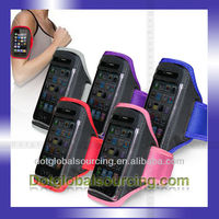 Cheap!! Smartphone Sport Running Armband Case Pouch For iPhone 4/4S