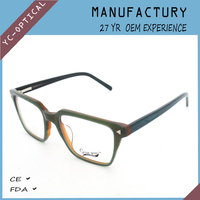 Vintage factory top supplier classical eyeglass frame