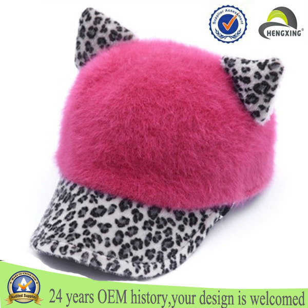 Wholesale Custom hat with cat ears