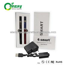 2014 Top Selling Cigarette Electronique Slim E Cig E Smart,clearomizer esmart