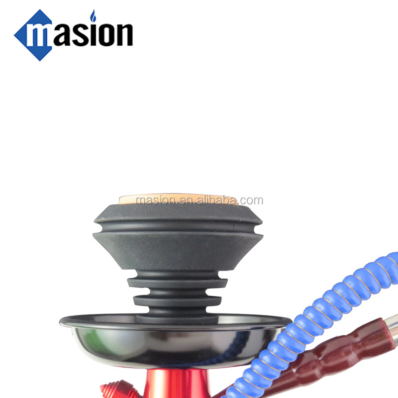 Newest design Micro shisha hookah clay bowl with silicone cover