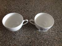 200CC BONE CHINA CUP