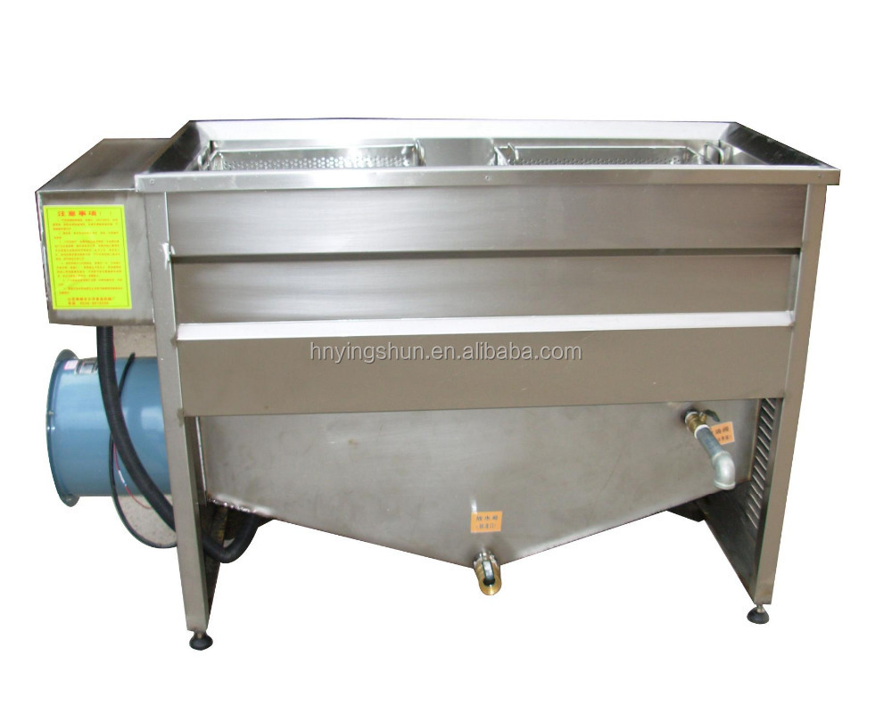 chips frying machine