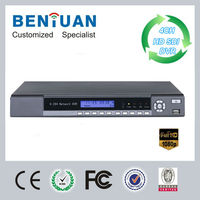 4CH DVR HD SDI Real-time 1080P Security Surveillance CCTV Support Mobile Software
