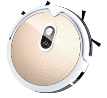 multifunctional robot vacuum cleaner with camera rechargeable battery intelligent vacuum robot