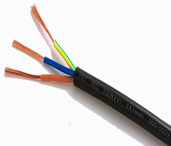 H03VV-F/<strong>H05VV</strong>-F Wire House Wiring <strong>Cable</strong> Electrical Wiring