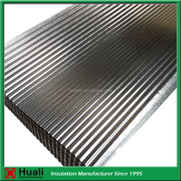 V65 Composite waved aluminum plate with patent