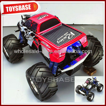 RC 3 speed gas car