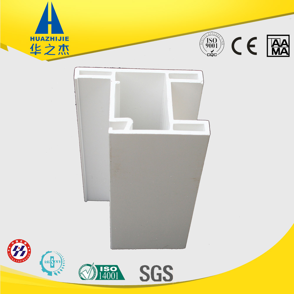 Safety reliable window plastic pvc upvc extrude building material profiles