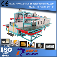 ps foam disposable lunch box making machine iso ps disposable food tray machine with ce certificate