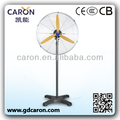 "26"" 30"" CB CE chrome pedestal fan"