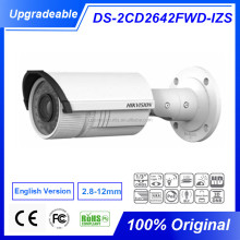 Hikvision 4.0 MP IR Network Camera DS-2CD2642FWD-IZS Outdoor Security Camera With Sim Card