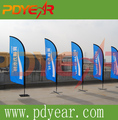 promotion Colorful sublimation beach flag