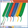 colorful flexible PU pneumatic coil hose