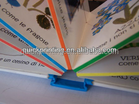 Lamination paper hardcover book printing