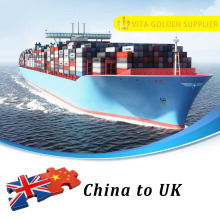 Shanghai ocean shipping freight to Manchester UK by golden supplier