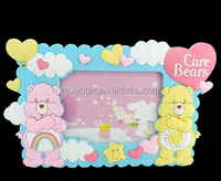 cute bear photograph frame/children picture frame