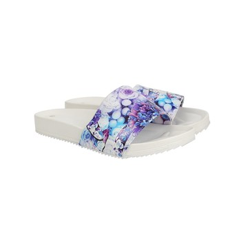 CX100NS15 flower print comfortable message sandals