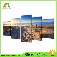Fast supplier Factory Direct art printed canvas print poster printing