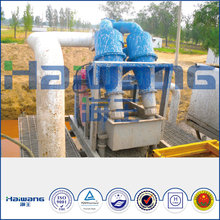 Cyclone Sand Separator / Cyclone Desander For Gas Field Construction
