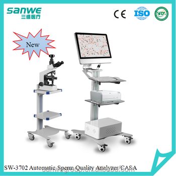 SW-3702 Automatic Semen Analysis Instrument, CASA, Computer Controlled Semen Analyzer