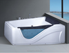 Luxury cheap bathtub whirlpool massage bathtub price with different sizes acrylic glass jacuzzy bathtub for villa house
