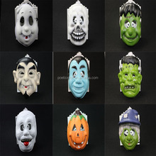 Halloween horrible ghost masks Funny full face EVA mask for children