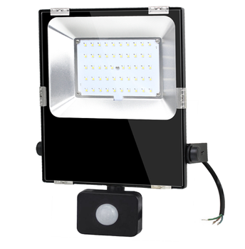 Pir sensor Floodlight microwave daylight sensor 10w